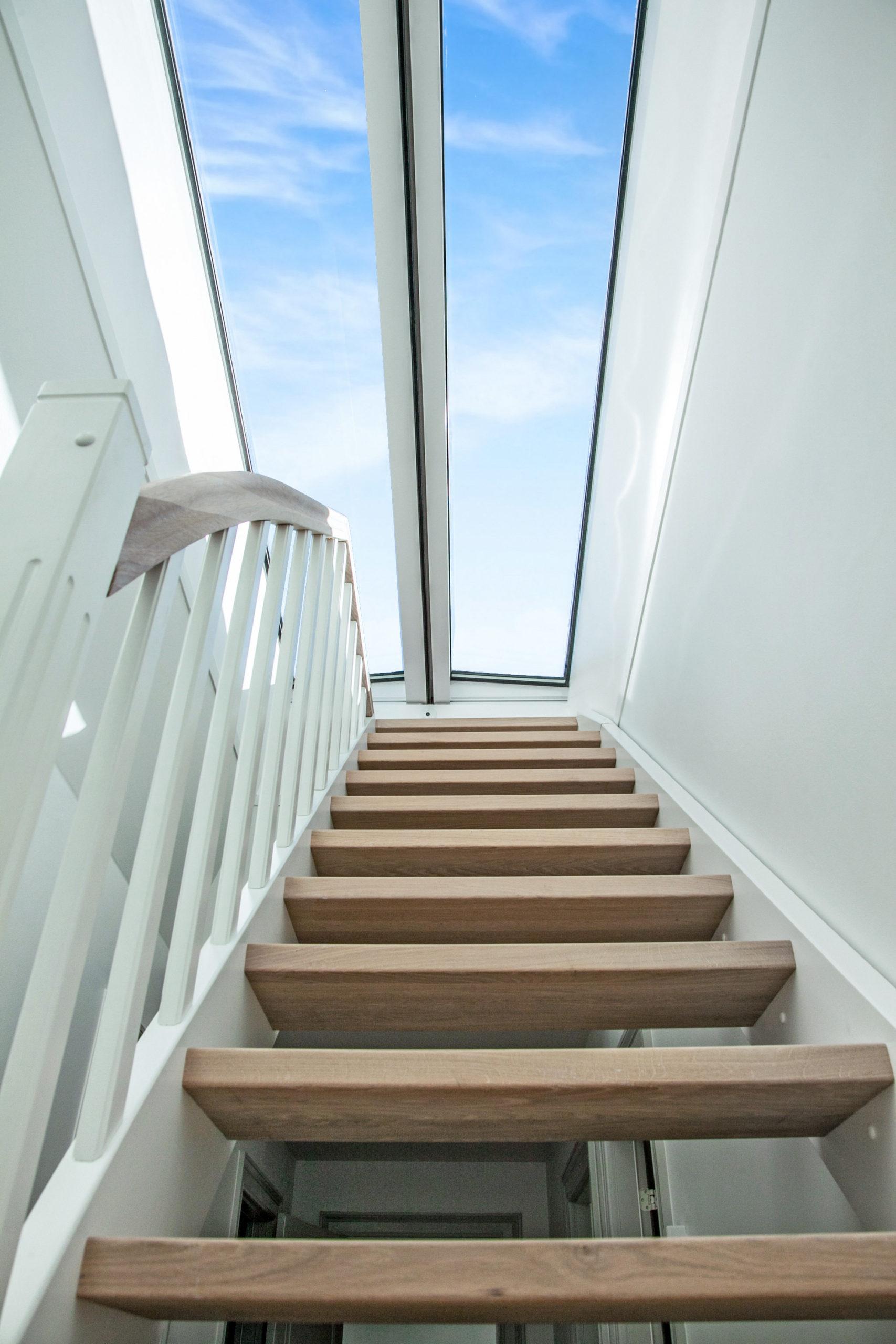 Rosenvænget stairs